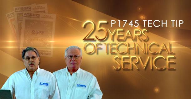 P1745 Tech Tip -