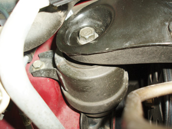Diagnosing And Replacing Active Motor Mounts -