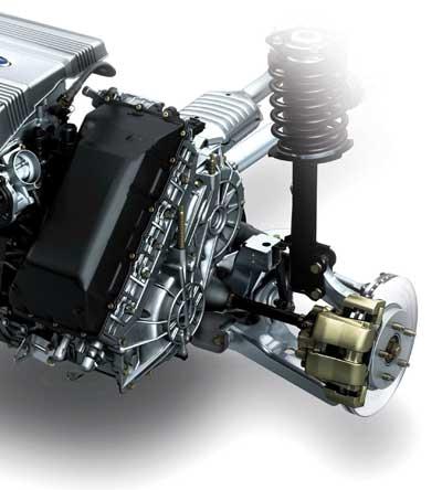 Undercover: Hybrid Brakes -