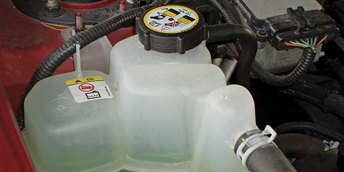 Engine Coolant Temperature Diagnostics -