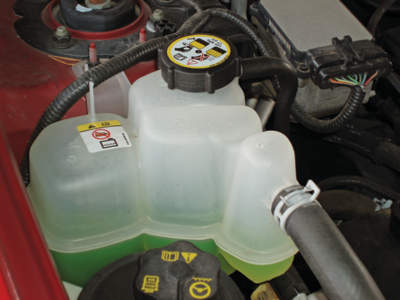 Engine Coolant Low >> Engine Coolant Temperature Diagnostics