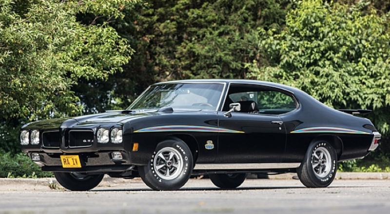 Pontiac Gto 2015 >> Ride Of The Week 1970 Pontiac Gto Judge Ram Air Iv