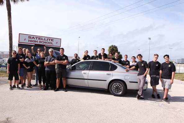 The Scorpions from Satellite High School in Orlando, FL.
