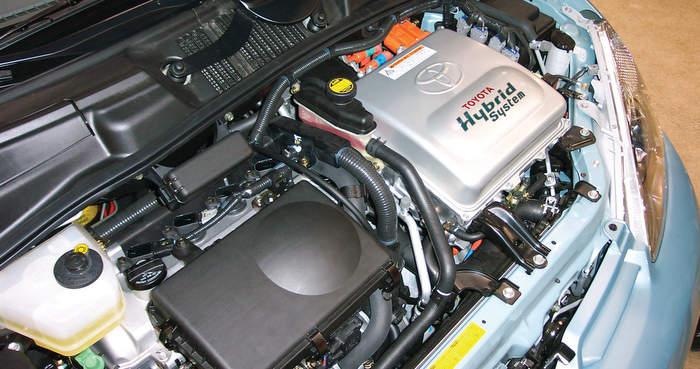 Hybrid-Toyota