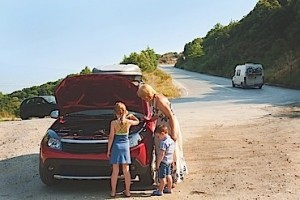 A broken belt or burst hose can bring any vacation to an immediate halt at the side of the road.