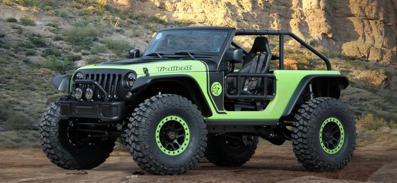 Jeep Trailcat