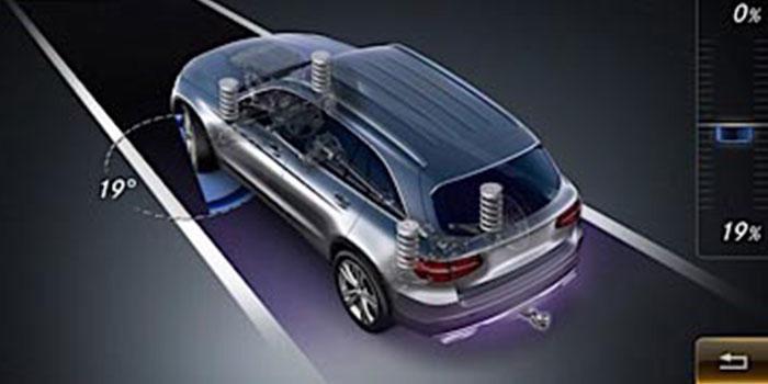 Steering Angle Sensor Calibration -