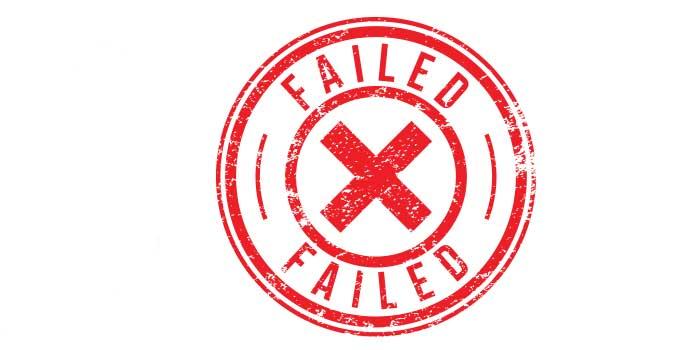 Failed-X