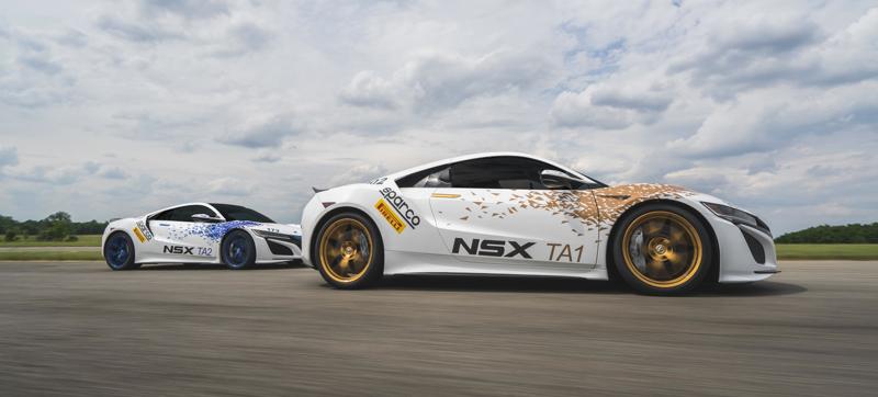 Pikes Peak Hill Climb 2017 >> 2017 Acura Nsx To Make Racing Debut At Pikes Peak