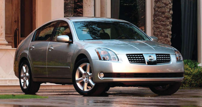 Nissan Maxima Brake Job Tips -
