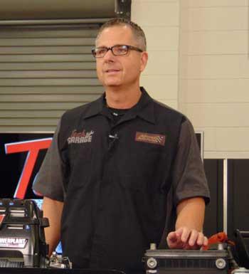 Velocity's Tech Garage