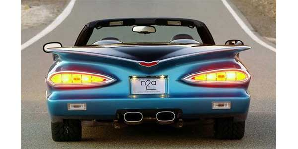 Ride Of The Week: N2A Camaro 7-8-9 SS