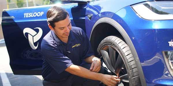 Goodyear Announces Intelligent Tire Trial, Expands Fleet