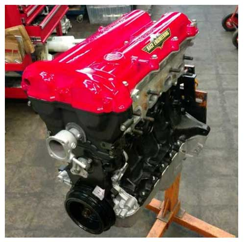 Engine Of The Week: Mazda Miata BP4W Engine