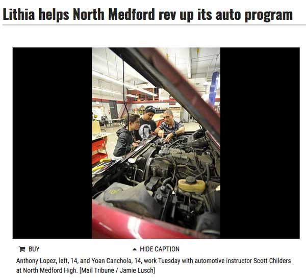 Lithia Motors Home: Lithia Motors Medford Or