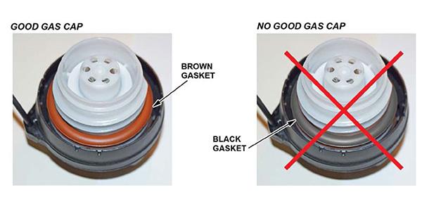 Acura Tech Tip: EVAP Large Leak Due To Gas Cap (Codes P0455