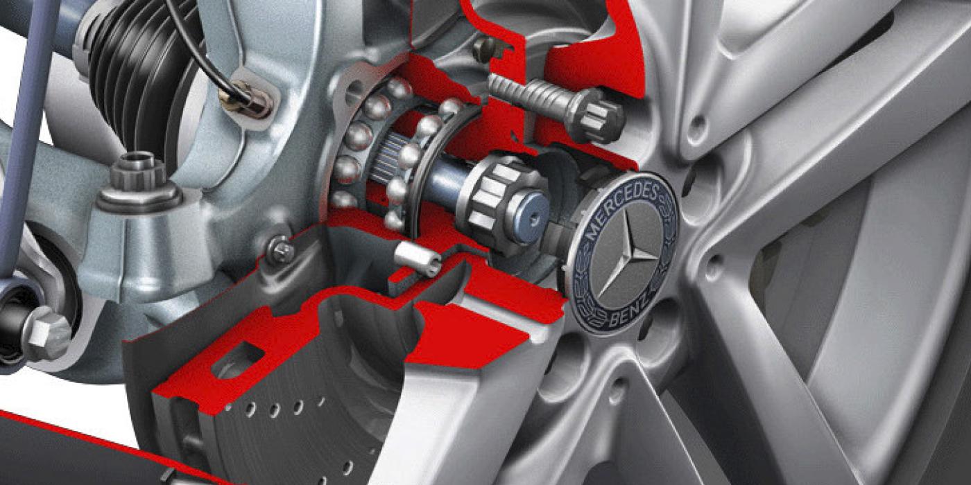 Brake Rotor Finishing Non Directional For Maximum Smoothness