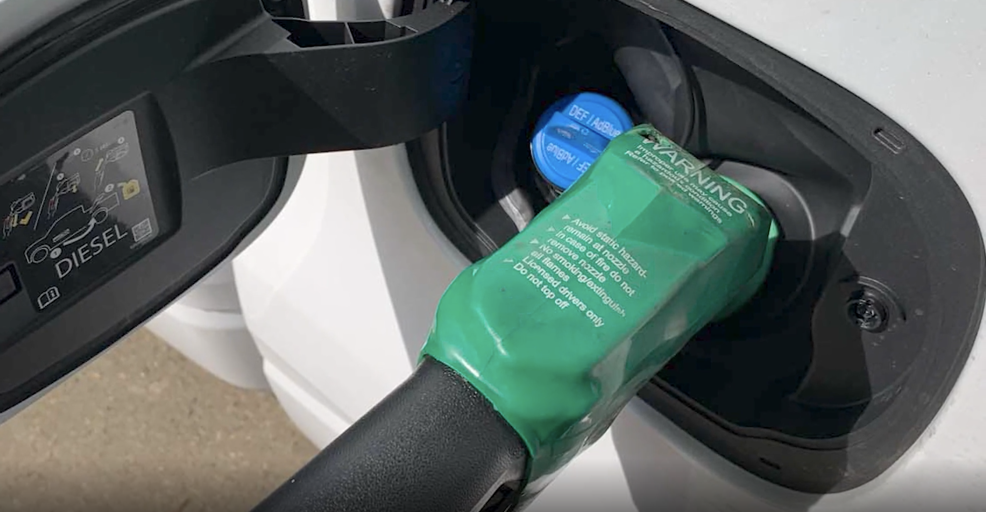 VIDEO: Can Your Diesel Fuel Handle Winter's Freeze?