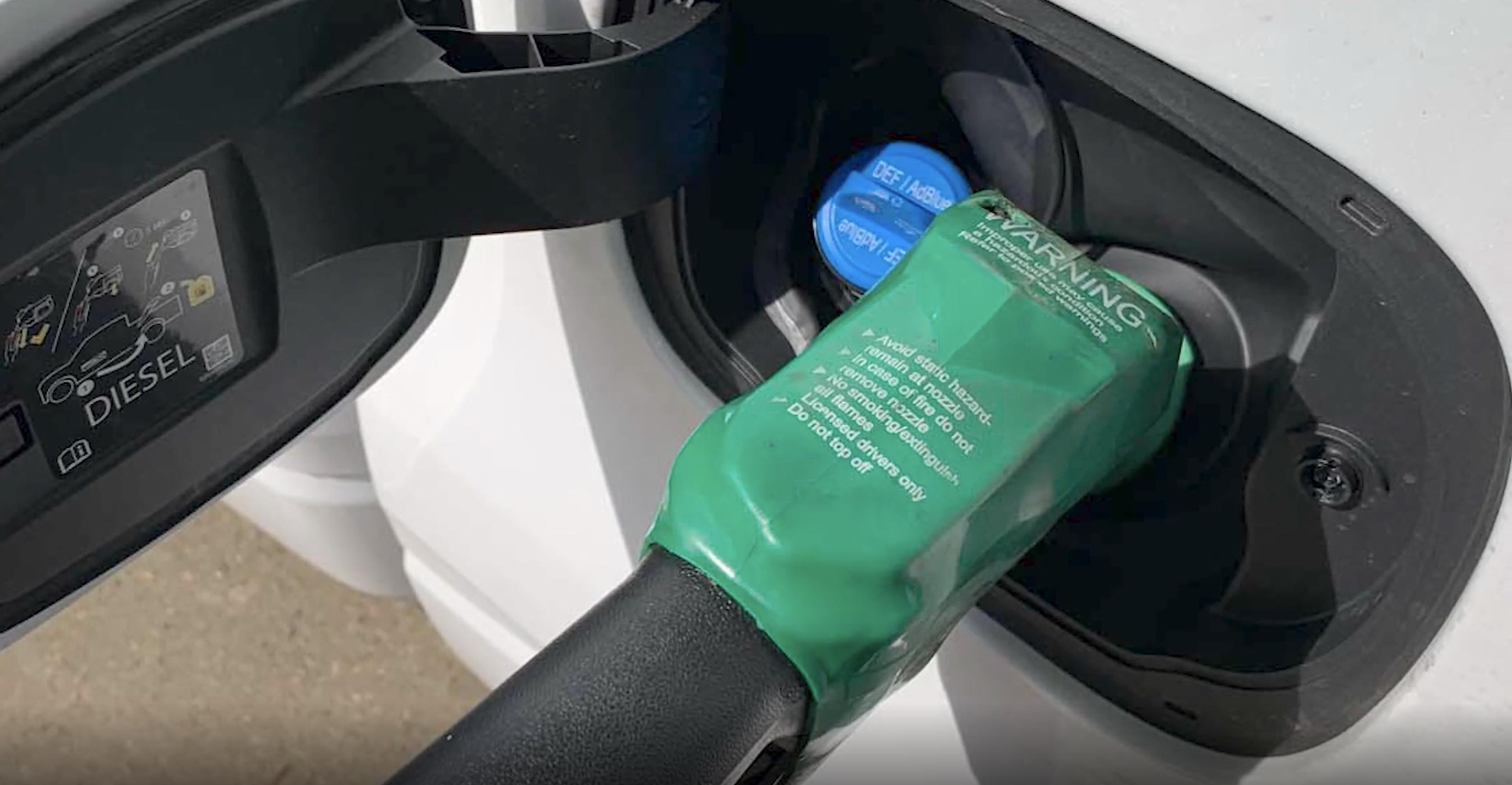 VIDEO: Can Your Diesel Fuel Handle Winter's Freeze?