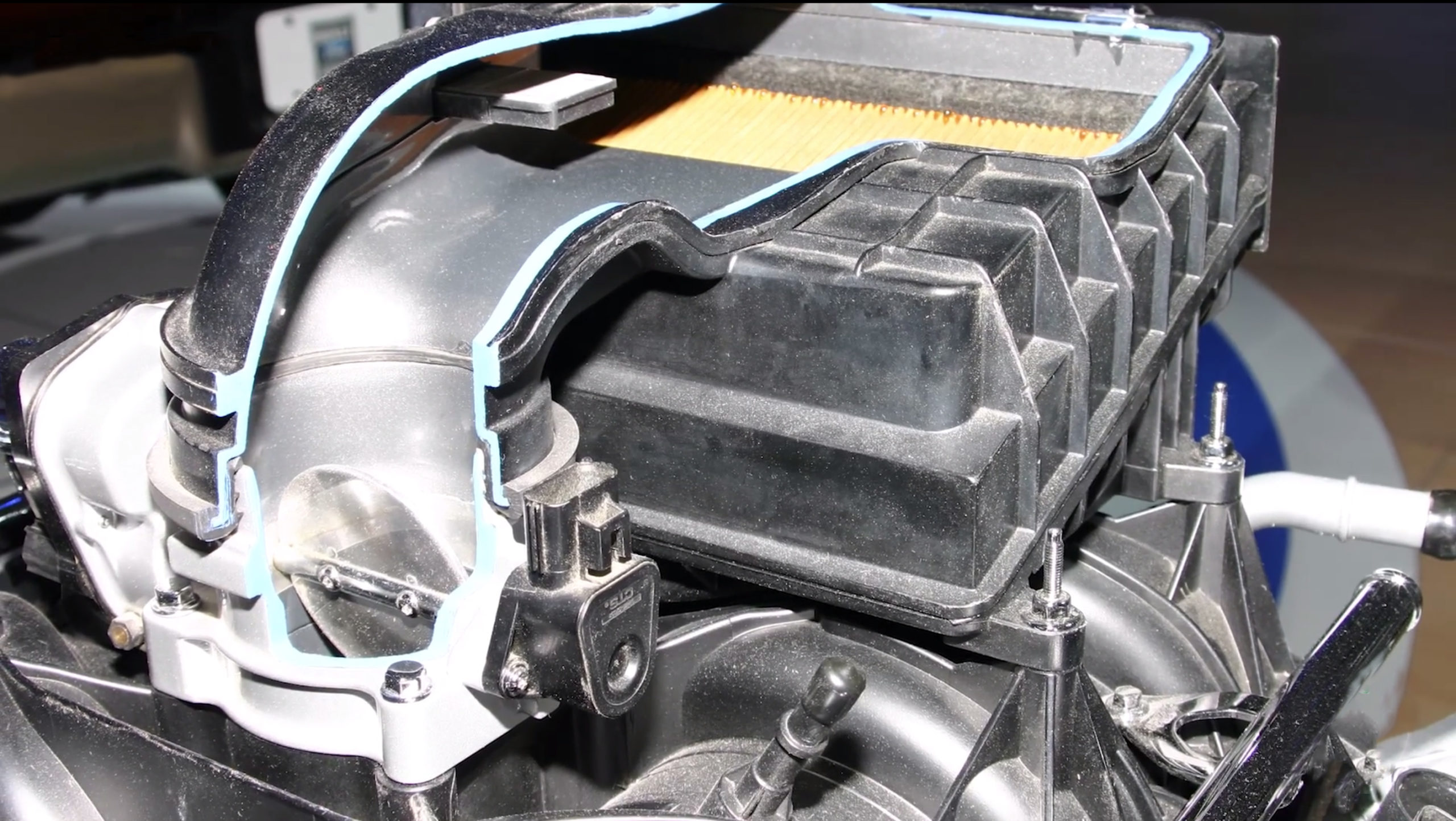 VIDEO: Mass Air Flow Sensor Diagnostics