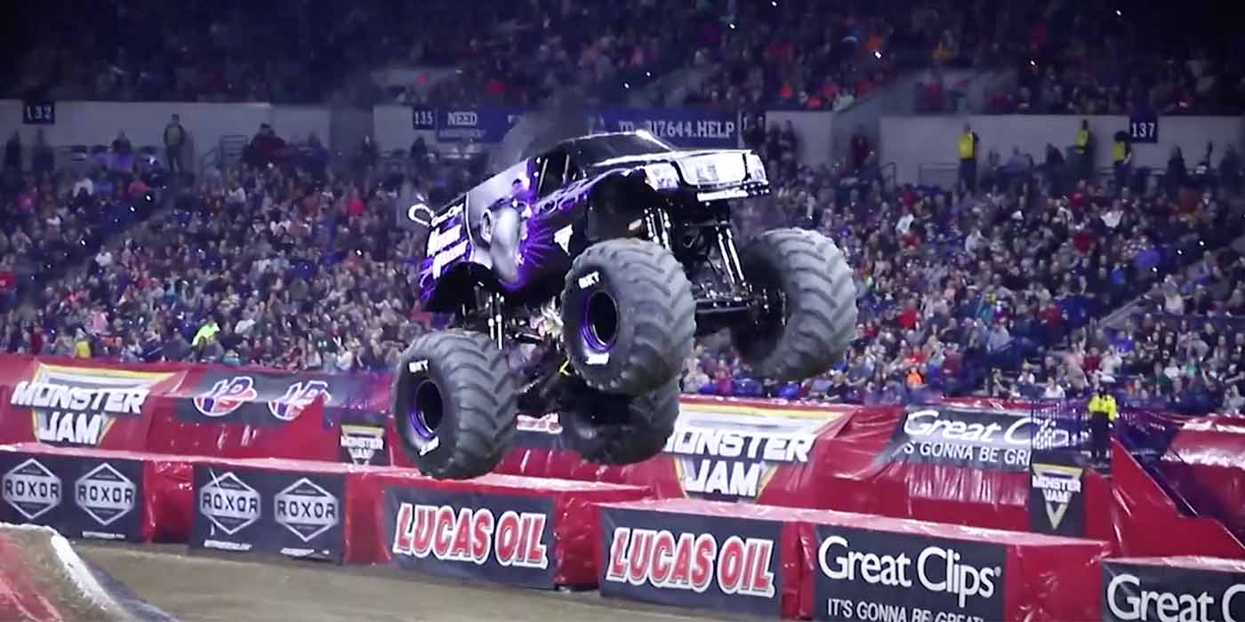 VIDEO: BKT and Monster Jam - Breaking World Records