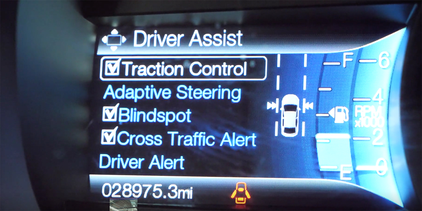 VIDEO: ADAS And Alignment Procedures
