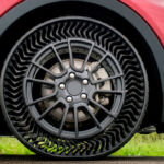 The Future Of Tires: Sustainable, Airless & Connected
