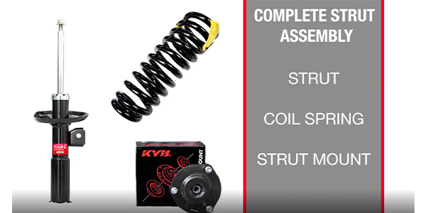 VIDEO: What Is A Strut Assembly?