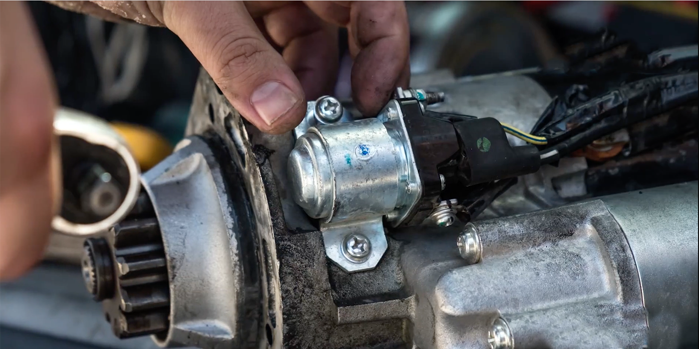 Starter Diagnosis: Should You Replace It, Or Not? (VIDEO)