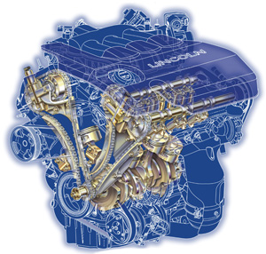 Engine Series A Decade Of The Duratec Servicing Ford S