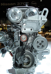 Web Exclusive: Gearing Up for Timing Belt and Chain Work -