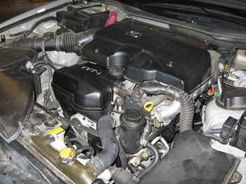 under the hood: 'perfect timing' — timing belt service for toyota's vvt-1  engine -