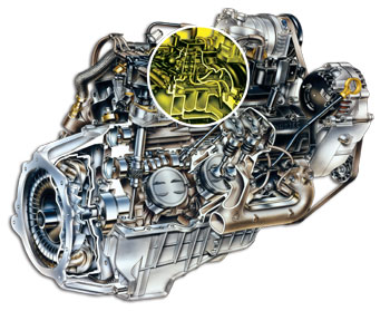 gm's 4 3l v6 vortec engine